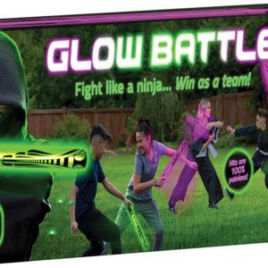 Glow Battle: Ninja Edition Game