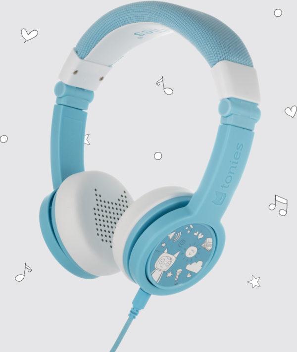 Headphones Blue