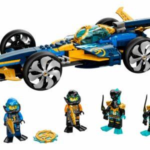 Lego Ninja Sub Speeder