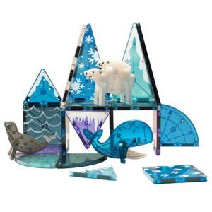 Magna-Tiles Arctic Animals 25 Piece Set