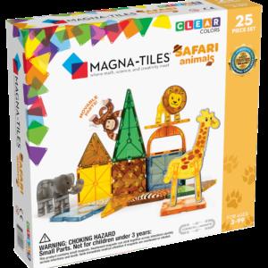 Magna-Tiles Safari 25 Piece Set