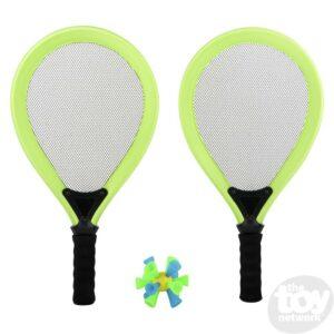 Jumbo Badminton Set and Bouncy Birdie