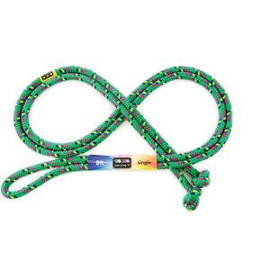 8' Green Confetti Jump Rope