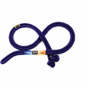 8' Purple Rainbow Jump Rope