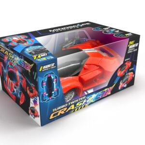 Turbo Twister Crashnetix Red