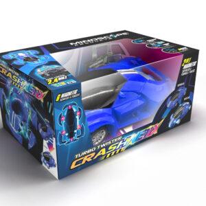 Turbo Twister Crashnetix Blue