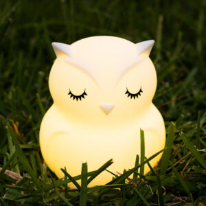 LumiPets Night Lamp Companion - Owl