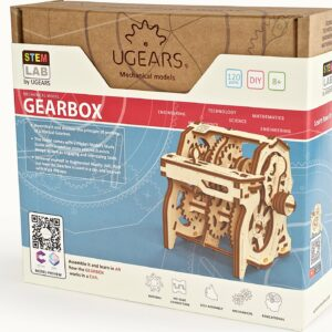 Ugears Stem Lab Gearbox