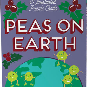 Peas on Earth Puzzle Cards