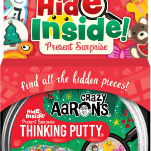 Crazy Aaron's Hide Inside! Present Surprise Thinking Putty
