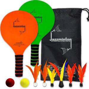 Jazzminton Deluxe Pro Pack