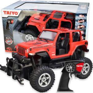 Taiyo Jeep Wrangler Rubicon RC- 1:16 Scale
