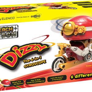 Dizzy - The 6-in-1 Gyroscope