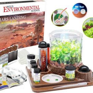 Mars Landing Survival Kit