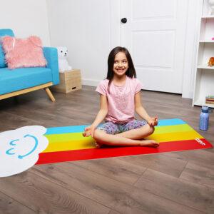 Rainbow Kid's Yoga Mat